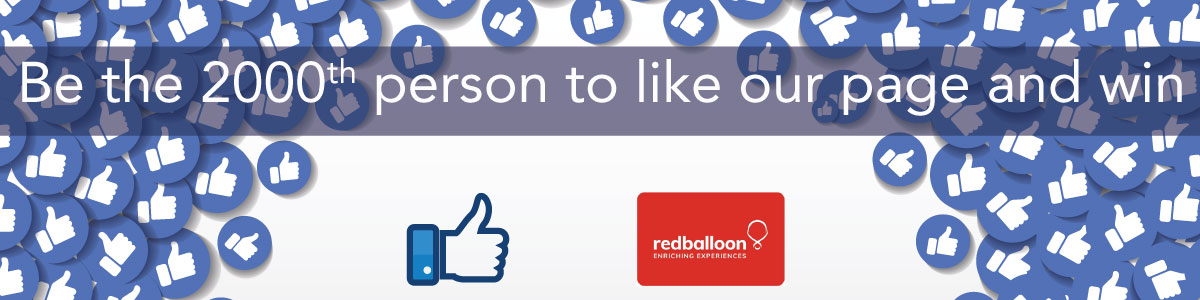 WIN $350 RED BALLOON EXPERIENCE!!
