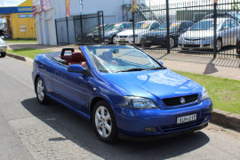 2001 MY02 Holden Astra TS Convertible