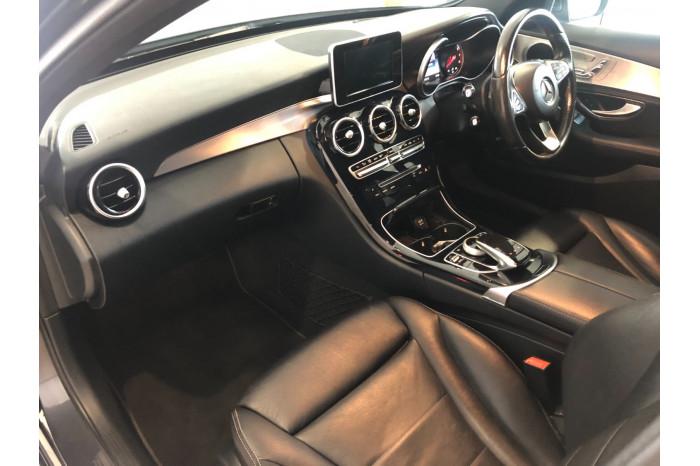 2015 Mercedes-Benz C-class W205 C250 Sedan
