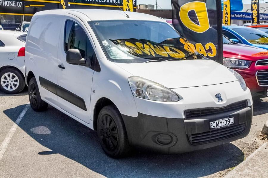 2013 Peugeot Partner B9P MY12 L1 Van