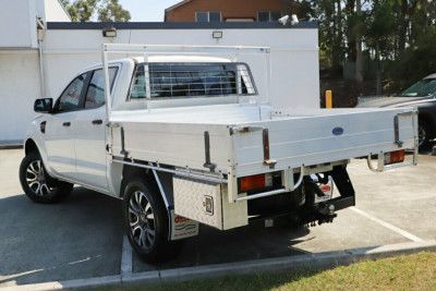 2015 Ford Ranger PX MkII XL Hi-Rider Cab chassis Image 2