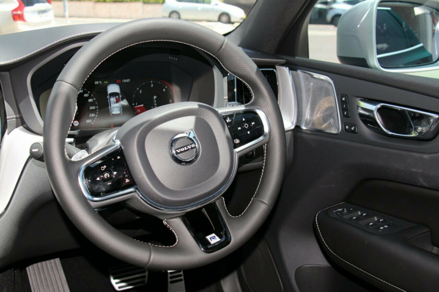 2018 MY19 Volvo XC60 UZ D5 R-Design Suv Mobile Image 6