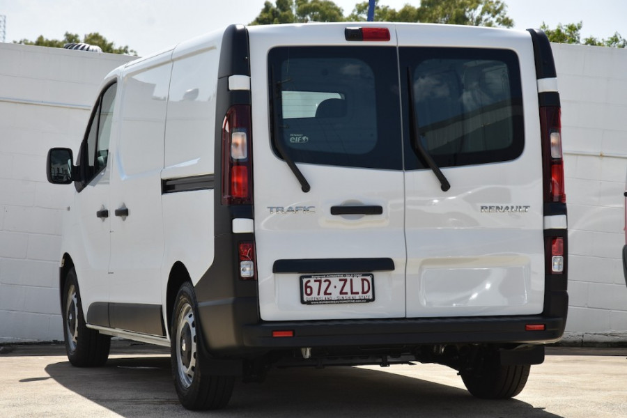 2019 Renault Trafic SWB Premium 2.0L T/D 125kW 6Spd Auto Van