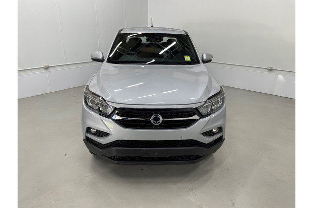 2021 MY20.5 SsangYong Musso Q201 ELX XLV Utility