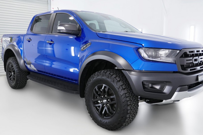 2018 MY19.00 Ford Ranger PX MkIII 2019.0 Raptor Utility