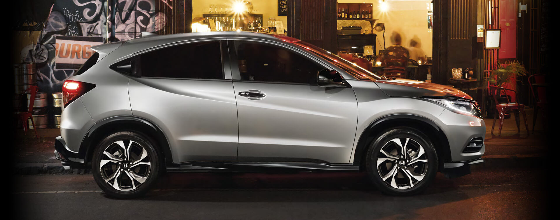 Owners Honda Com >> New Honda Hr V For Sale In Rockhampton Dc Motors Honda