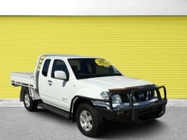 Nissan Navara ST-X King Cab D40 S6 MY12