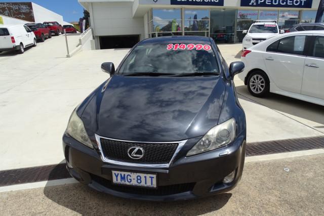 2009 Lexus Is Lux