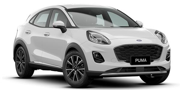 New Ford All-New Puma