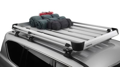 ROOF RACK, ALUMINIUM (LARGE)