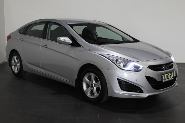 2014 Hyundai I40 VF2 Active Sedan