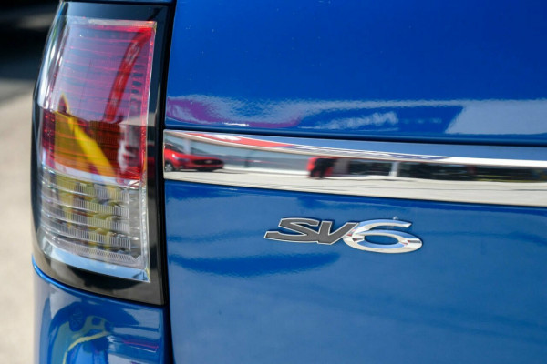 2015 Holden Commodore VF MY15 SV6 Sportwagon Storm Wagon Image 3