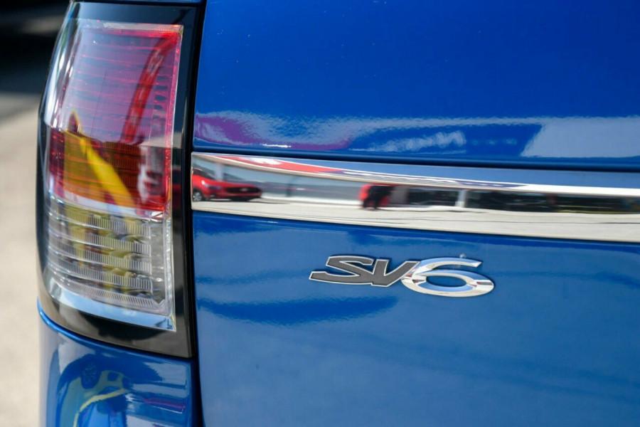 2015 Holden Commodore VF MY15 SV6 Sportwagon Storm Wagon
