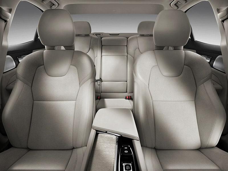 Five-seat comfort Image