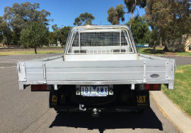 2014 Ford Ranger PX XL 2.2 HI-RIDER (4X2) Super cab chassis