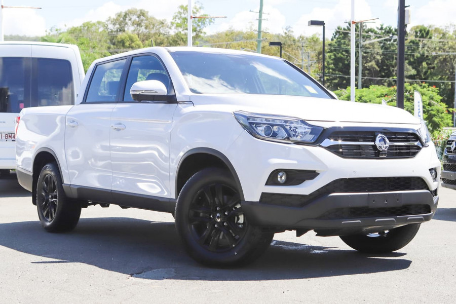 2020 MY20.5 SsangYong Musso Q201 Ultimate XLV Utility Image 1