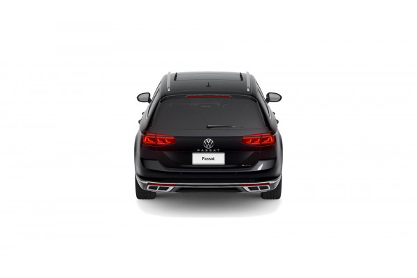 2021 Volkswagen Passat B8 206TSI R-Line Wagon Image 4