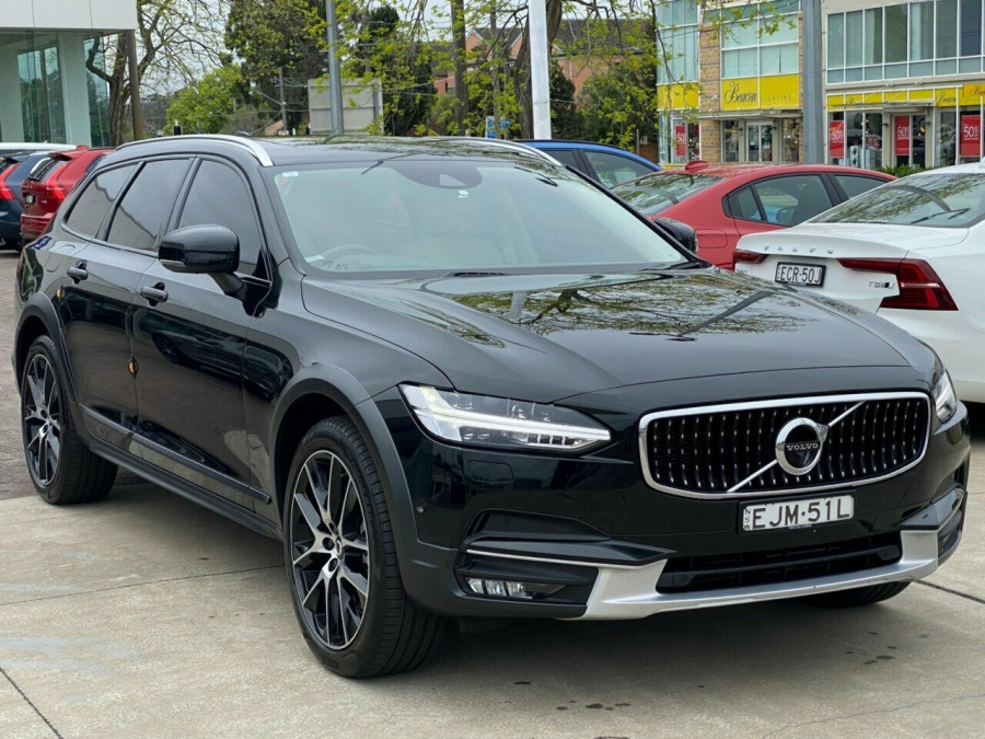 2017 Volvo V90 P MY17 D5 Cross Country Inscription Wagon Image 3