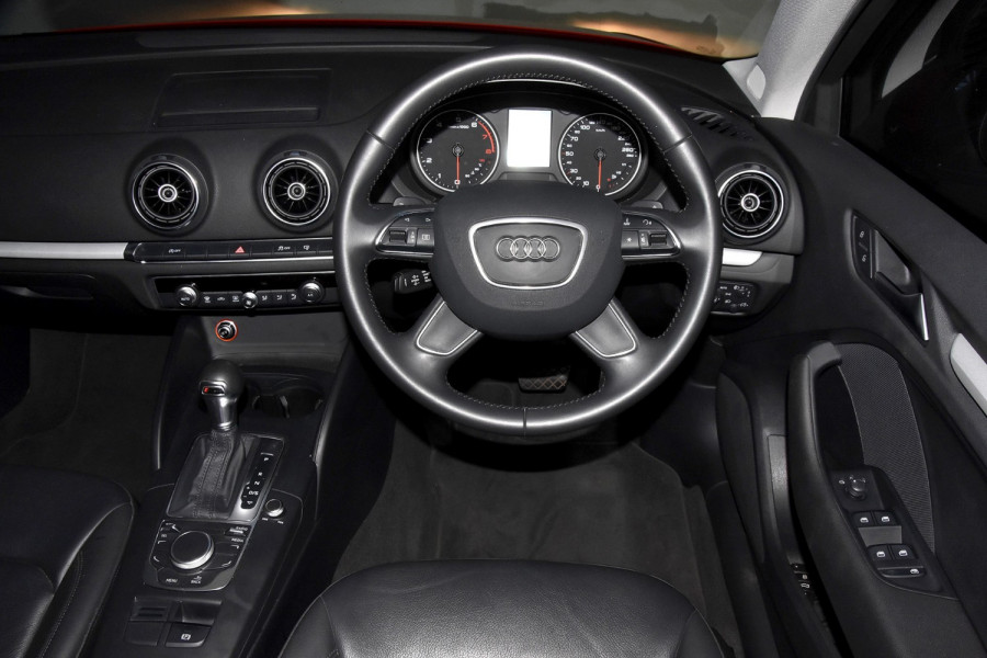 2015 Audi A3 Attraction