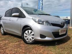 Toyota Yaris YRS NCP131R