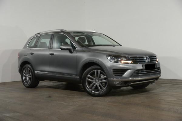 Volkswagen Touareg V6 Adventure