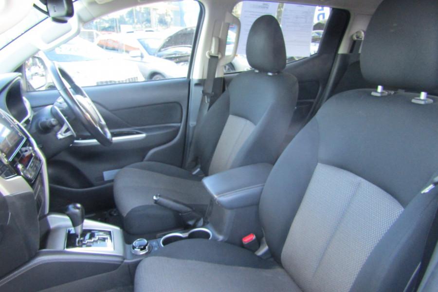 2019 MY20 Mitsubishi Triton MR GLS Double Cab Pick Up 4WD Dual cab Image 7