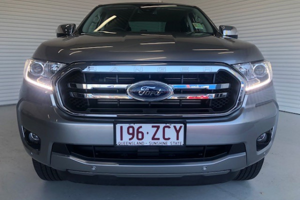 2019 MY19.75 Ford Ranger PX MkIII 4x4 XLT Double Cab Pick-up Utility Image 4