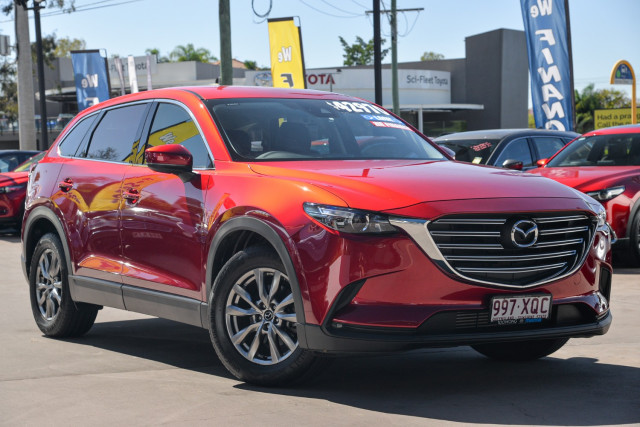 2017 Mazda CX-9 TC Touring Suv