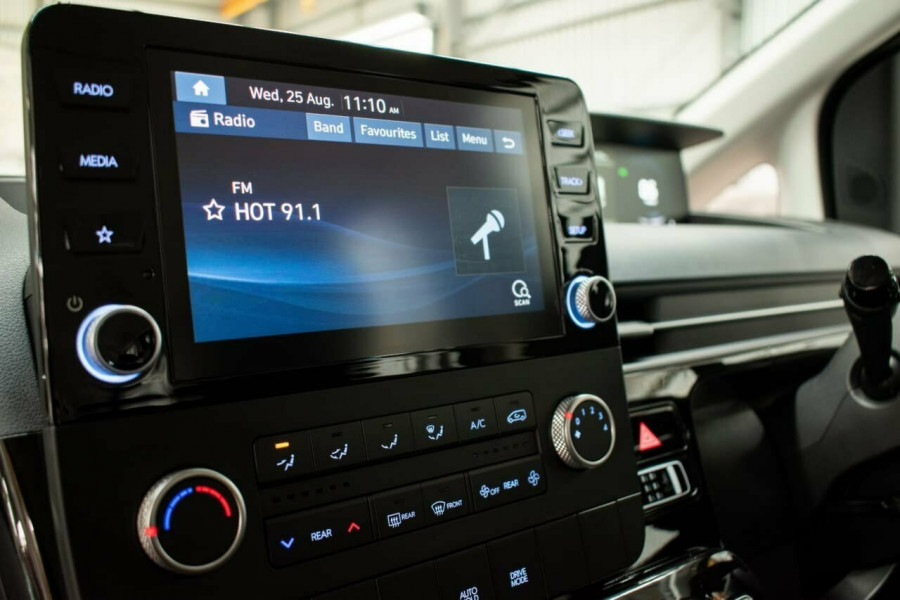 2021 MY22 Hyundai Staria US4 Wagon