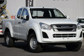 Isuzu UTE D-MAX 4x2 SX Space Cab Ute High-Ride