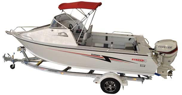 539 Sea Runner Options