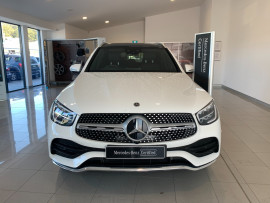 2019 MY09 Mercedes-Benz Glc-class X253 809MY GLC200 Wagon