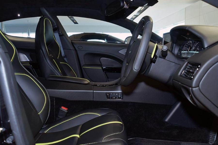 2019 Aston martin Rapide AMR 6.0L V12 8Spd Auto Sedan Image 15