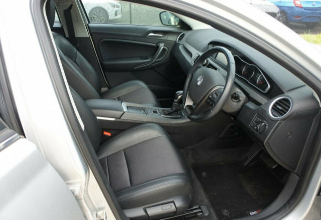 2016 MG MG6 IP2X Excite Hatchback