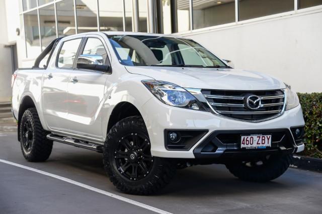 2019 Mazda BT-50 UR 4x4 3.2L Dual Cab Pickup XTR Dual cab