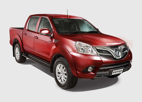 Tunland 2WD Manual Double Cab