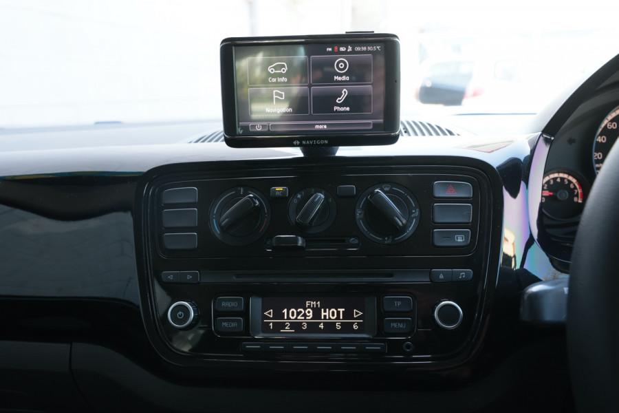 2013 Volkswagen Up! Type AA MY13 Hatch Image 11