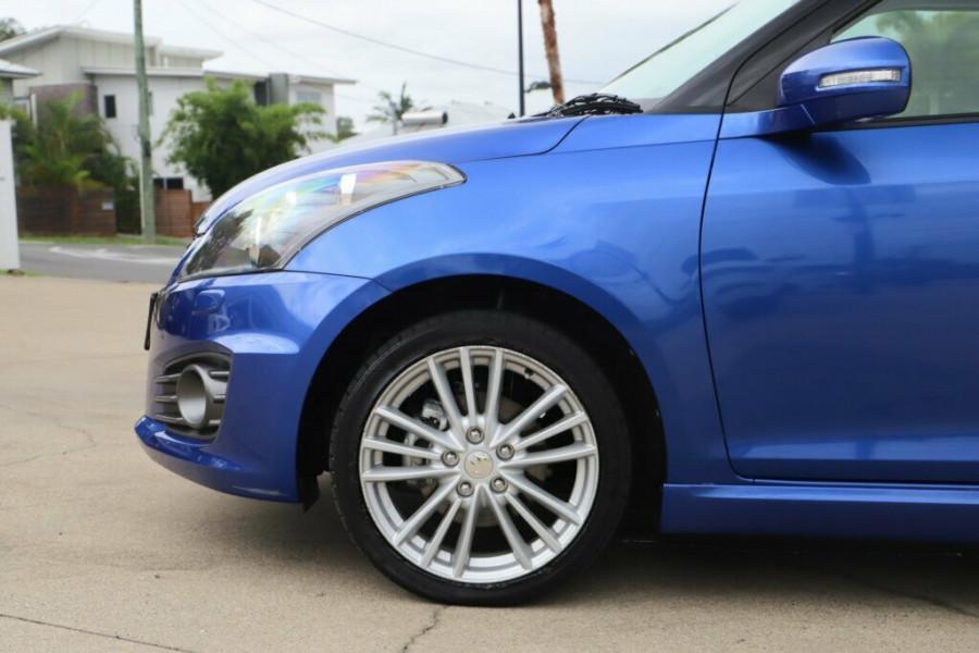 2013 Suzuki Swift FZ Sport Hatchback