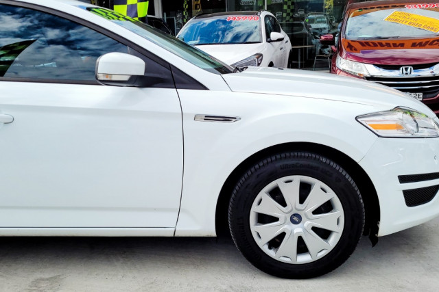 2014 Ford Mondeo T