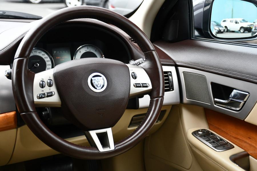 2009 MY10 Jaguar Xf X250 MY10 Luxury Sedan Image 9