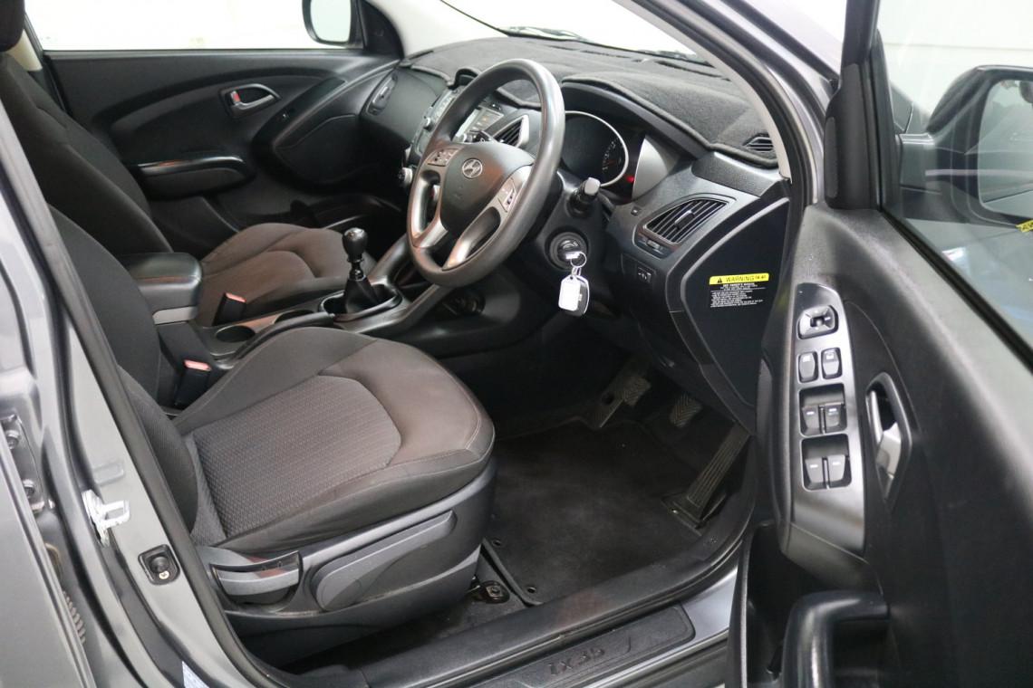 2014 MY15 Hyundai ix35 LM3 Active Wagon