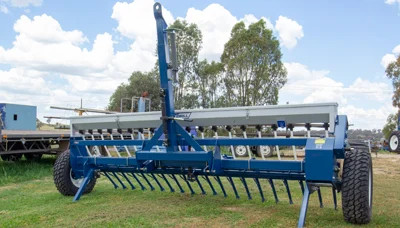 New Agrowplow Agrowdrill Pasture Seeder