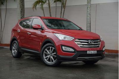 2012 Hyundai Santa Fe DM MY13 Elite Suv
