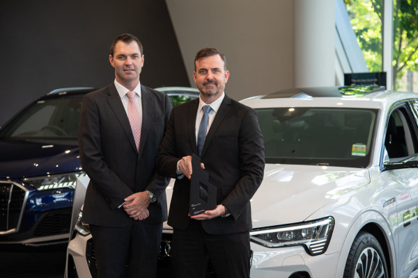 2020 Audi Foundation Dealer of the Year