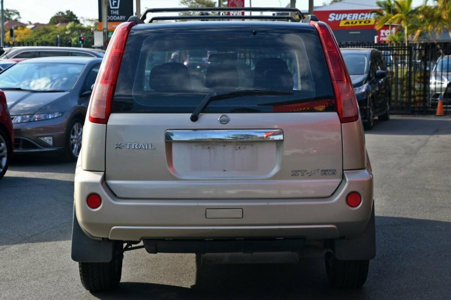 2007 MY06 Nissan X-Trail T30 II MY06 ST-S Suv