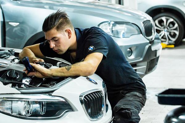 Melbourne BMW Service Centre