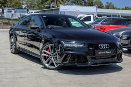 Audi RS 7 Sportback 4.0 TFSI Quattro 4G MY17
