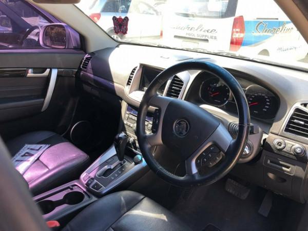2015 Holden Captiva CG MY15 7 LTZ (AWD) Suv Image 5