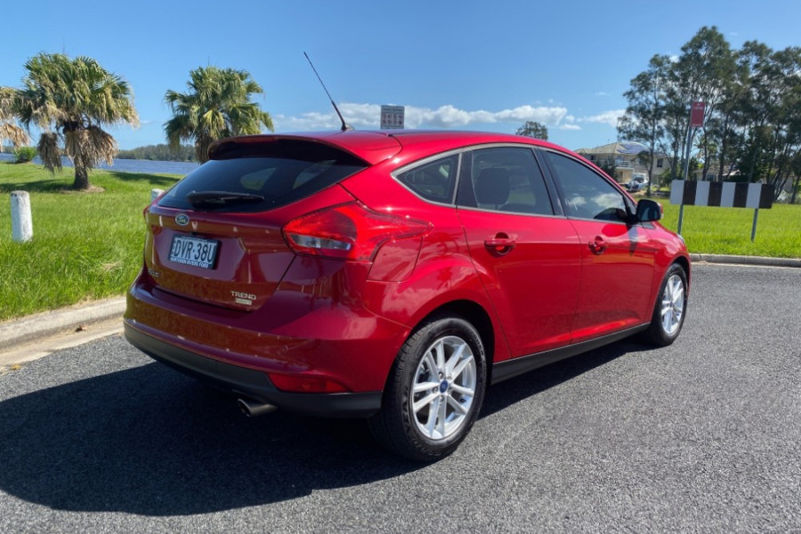 2018 Ford Focus LZ Trend Hatch