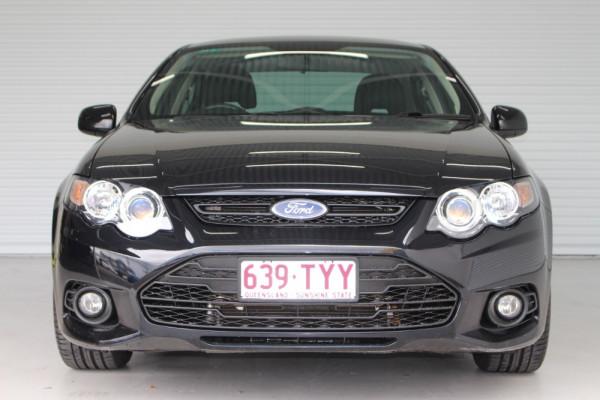 2013 Ford Falcon FG MKII XR6 Sedan Image 3